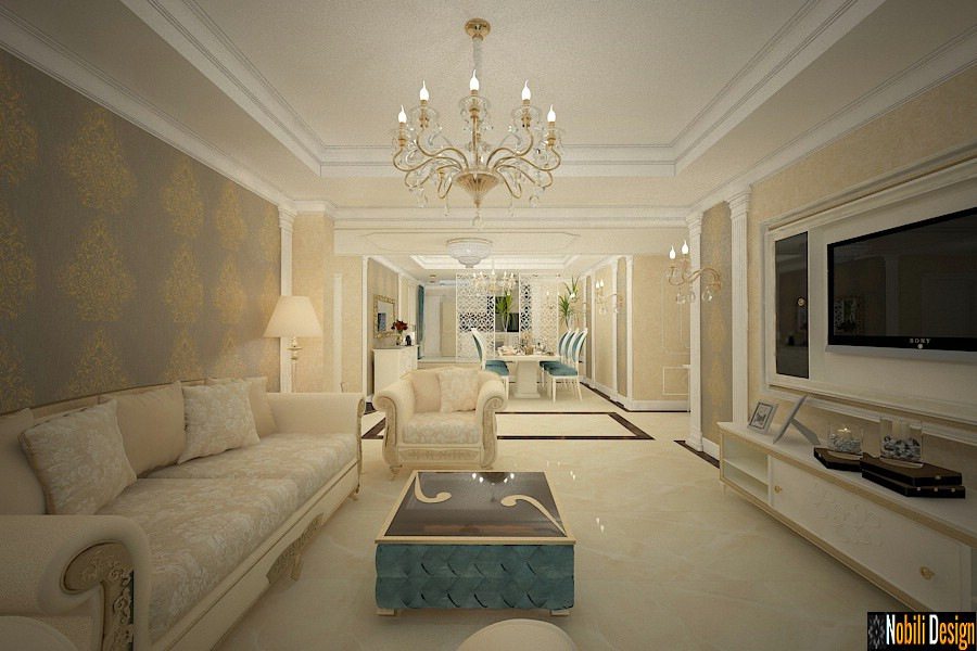 design interior rezidential clasic modern